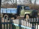 Сирожа Зенич на ГАЗ - 53 19.12.2011