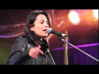 Anita tijoux - sacar la voz (en vivo)