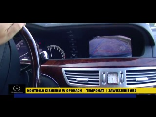 Mercedes Benz S 600 Long W 221 Sprzedam Video Moto Ogłoszenia