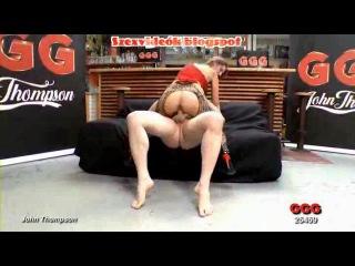 Ggg - viktorias spermaeskapaden - scene #1 - bukkake