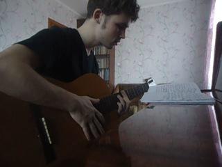 Дима Буток - Первая песня о брате. )))