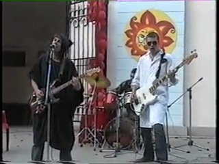 концерт группы Эксперимент и группы Рок-Ровесник (2009)