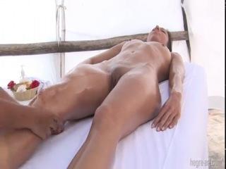Профессиональный эротический массаж тела Мастер класс Видео урок