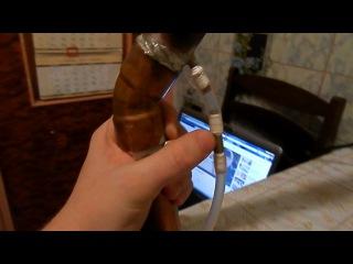 Дистилятор 1 поколения на холодильнике димрота