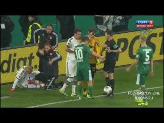 Аугсбург 0:2 Бавария