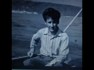 Мой дедушка Вася, примерно 1976-1977 год))