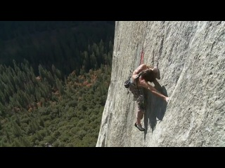 VIDEO Part 1 BD athletes Tommy Caldwell and Kevin Jorgeson attempting to free El Cap s hardest climb