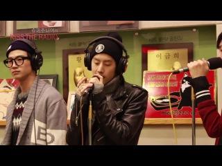 [RADIO:CUT] 141203 GOT7 - Moonlight @ Sukira Kiss The Radio