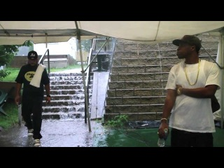 24 Hours With Curren$y - From A Great Height - Rock The Bells New Jersey 2012