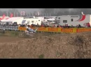 Big crash Herjan Brakke Starcross Mantova 2013