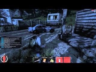 The WarZ Alpha: coop gameplay pt.3