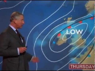 [Full]Charles and Camilla Present BBC Scotland Weather