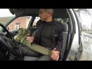 """Самооборона в автомобиле.рукопашный бой спецназ """"шторм"""""""