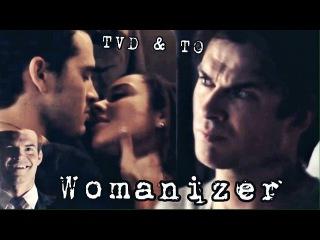 TVD & The Originals best boys _ Womanizer