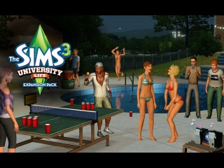 The Sims 3 - Университетская жизнь