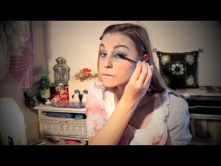Halloween Tutorial: Little Sister - BioShock (Makeup+DIY) & GIVEAWAY