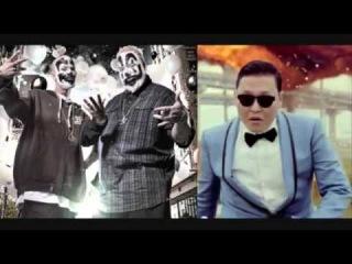 Tech N9ne feat. Hopsin and ICP  - Skreeem (Gangnam Style Remix)