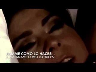 Victoria Ruffo & Cesar Evora  mame Como Lo Haces