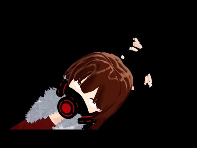 ~MMD~Monster remix~Shiftfell~Asriel Chara~