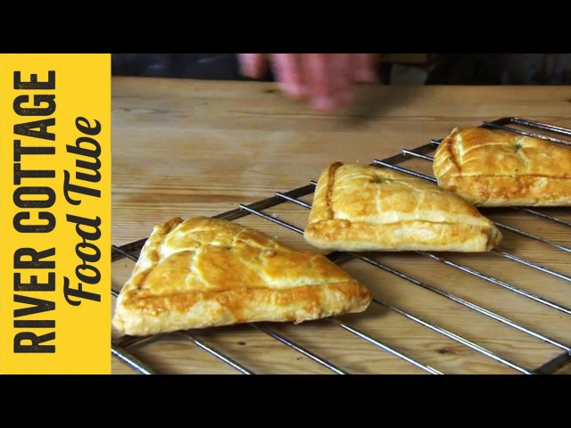 Spinach Pasties | Hugh Fearnley-Whittingstall