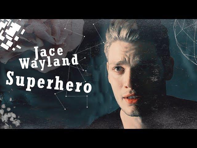 Jace Wayland Superhero Shadowhunters