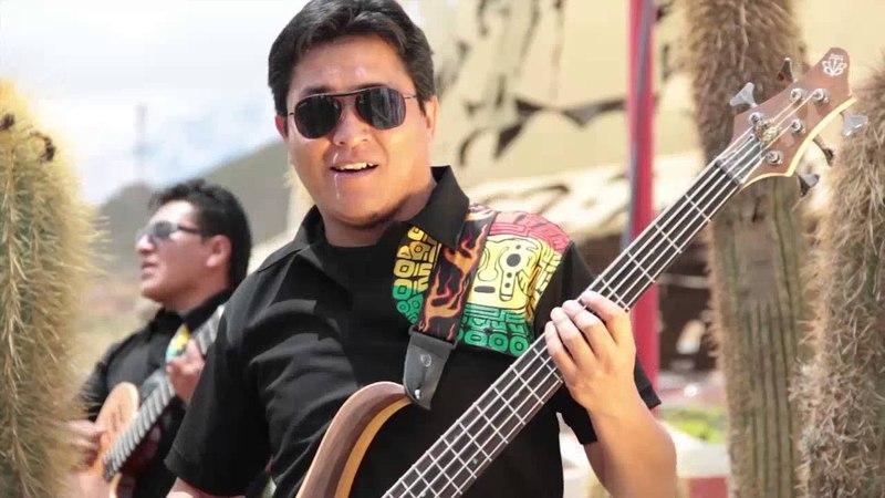 Grupo Bronces Carnaval de Oruro - Morenada