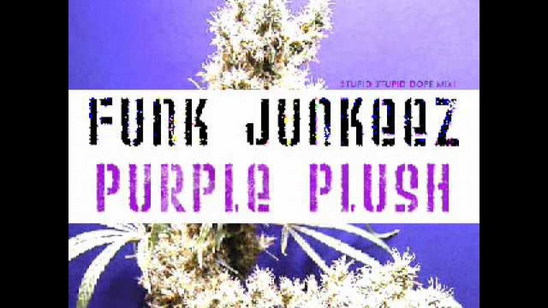 Funk Junkees Purple Plush