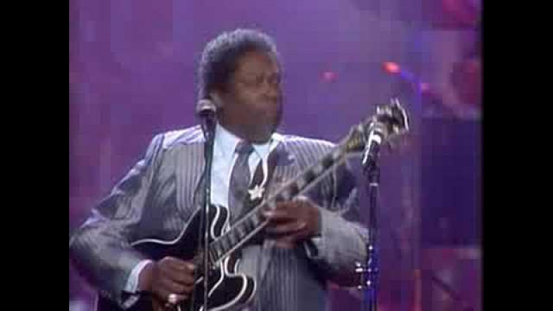 BB King Let The Good Times Roll From Legends of Rock n Roll DVD