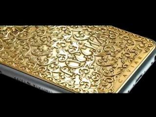 Золотой Caviar iPhone 6 Atlante