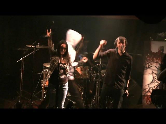 LOUNA feat Тэм LUMEN Моя Оборона ГрОб Nirvana cover LIVE 20 02 2011