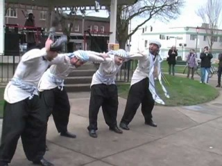 Batiste Dabke-Traditional Arab Folk Dance