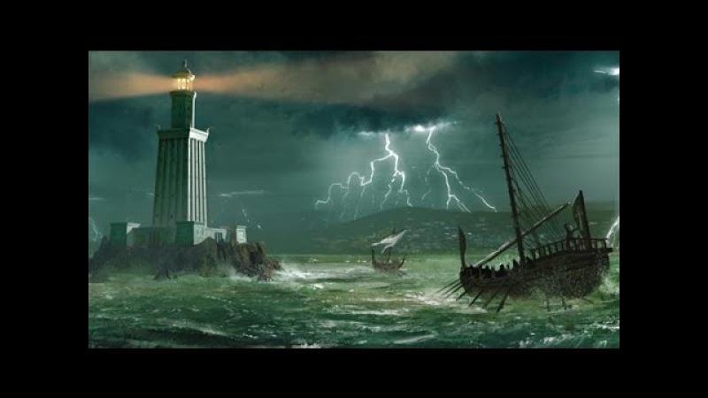 The Battle For The Pharos of Alexandria (Machinima)