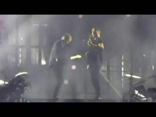 """""""Nocturnal"""" excerpt (Live at Roundhouse (Apple Music Festival), London, 25 Sept 2015) - DISCLOSURE"""
