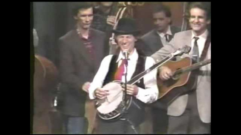 The Best Of Bluegrass - Roll in My Sweet Babys Arms 1991