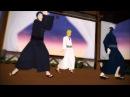 【MMD NARUTO】 虎視眈々 / Koshitantan by Team Minato