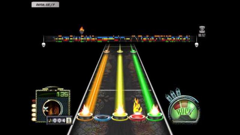 Maxibone - Horizons (Flash Guitar Hero)