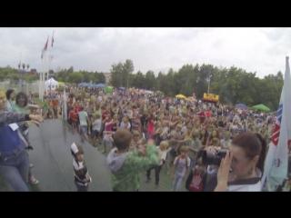 Фестиваль красок ПВК
