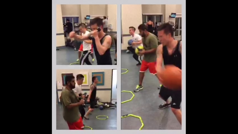 Group PARQ Training | Boxing Cardio