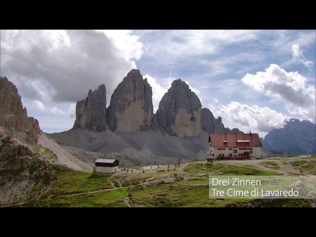 Dolomiti Dolomites Dolomiten official video