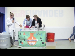 Wissenschaftliche show (jula + kila 2018)