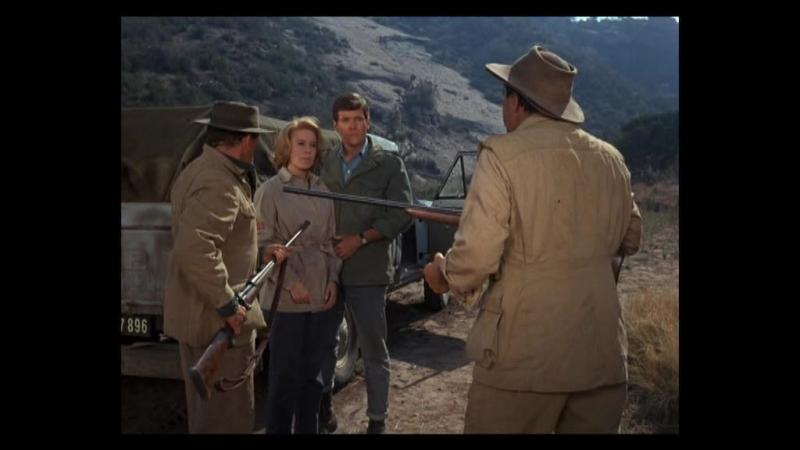 Дактари / Daktari. (1966)(США)(17-я серия)