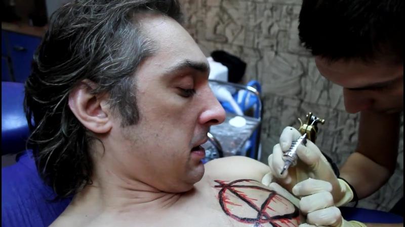 фразы тату михаила горшенева фото частицы могут использоваться
