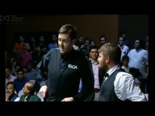 Michael White v Ricky Walden Final 2015 Indian Open