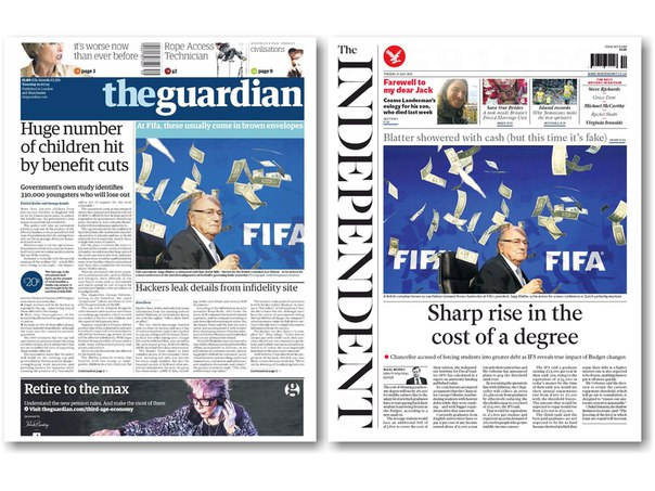 The Guardian and The Observer - 2015-07-21