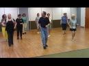 CUMBIA SEMANA LINE DANCE Original Video with Choreographer Ira Weisburd