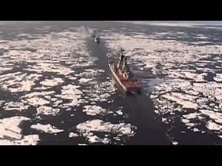 Россия создает мощную военную базу в Арктике
