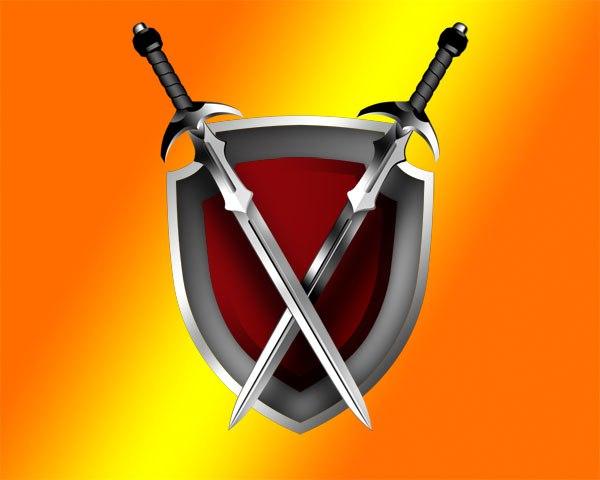 trojan sword and shield - 600×480