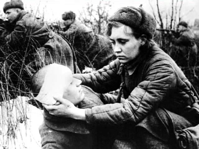 Екатерина Гусева Вальс фронтовой медсестры