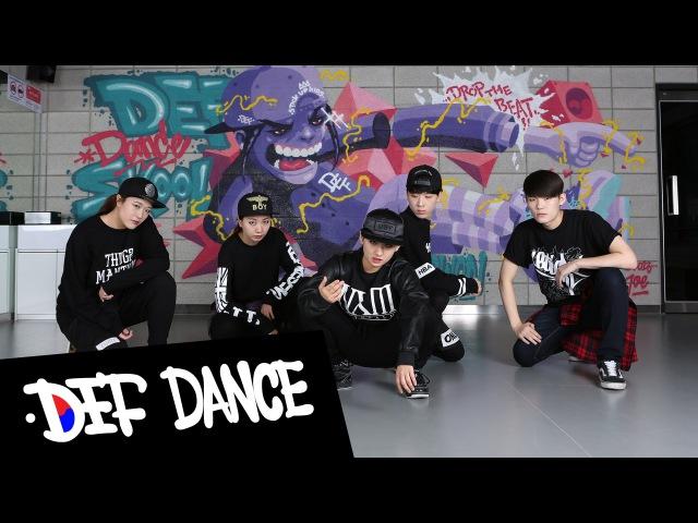 [데프댄스스쿨] BTS(방탄소년단) - Danger(댄저) 커버댄스 Korea No.1 댄스학원 k-pop cover dance video@defdance skool(HD)