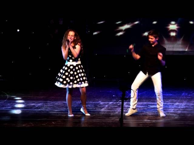Алон Артамонов и Керен Фишель - «Yоu the one»
